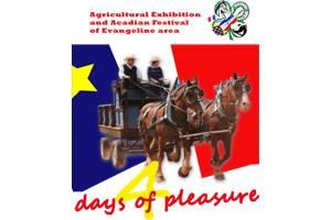 Exposition agricole et Festival acadien